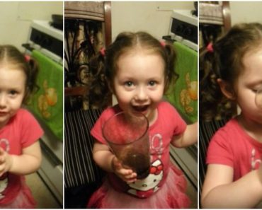 This 3-Year-Old Just Took Her First Sip of Soda. Her Reaction Is Priceless!