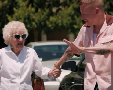 Macklemore's Grandmother Celebrates Her 100th Birthday. He Celebrated by Creating a Music Video for Her!