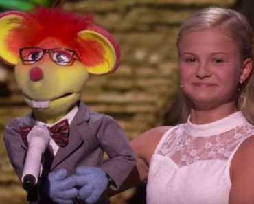 12-Year-Old Ventriloquist Amazes Judges Again with Singing Act Dedicated to Mel B!
