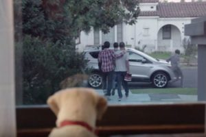 Someone Waits For You At Home Budweiser Ad Is Powerful.