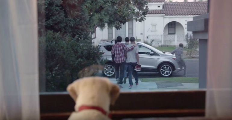 Someone Waits For You At Home Budweiser Commercial Is Powerful.