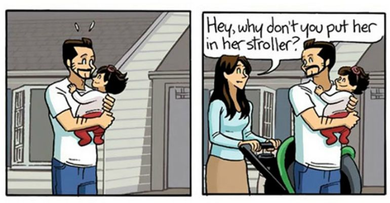 Beardo Comic Strip About Growing Old Will Melt Your Heart.