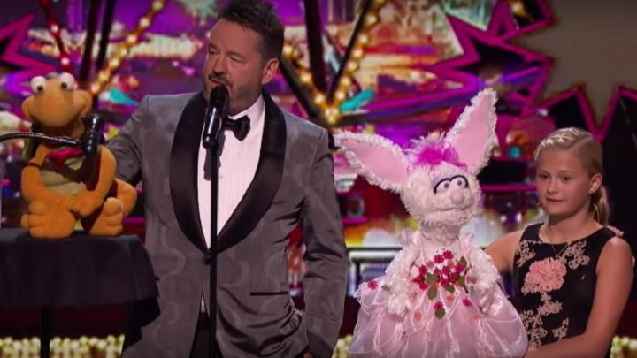 Watch Terry Fator and Darci Lynne's unbelievable performanceof 'Anything You Can Do' fromAnnie Get Your Gun.