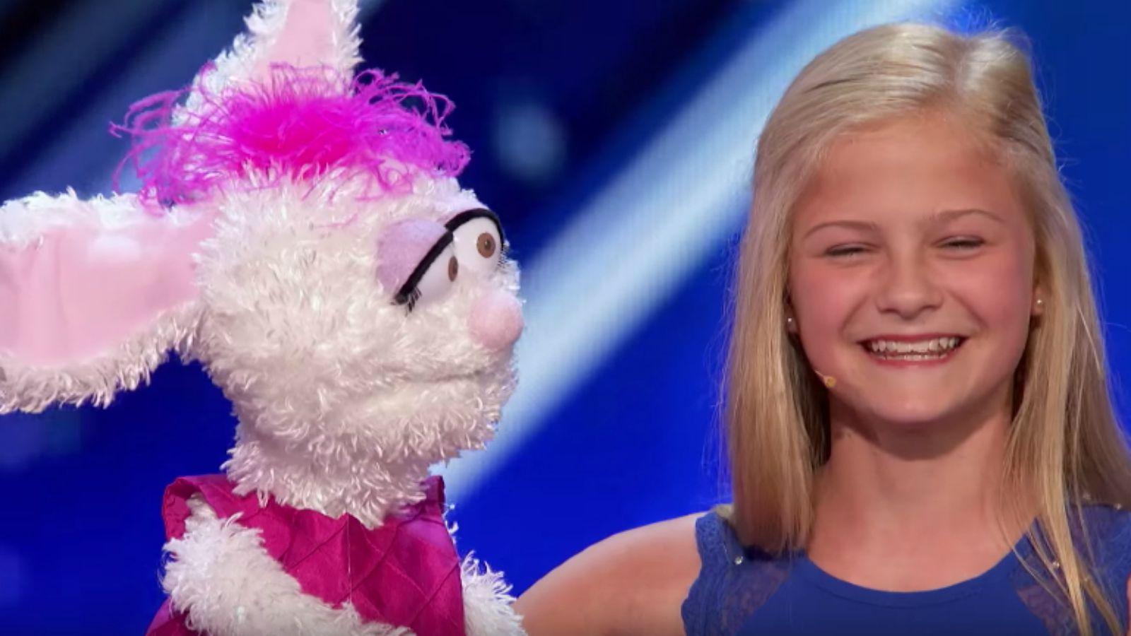 America Got Talent 2017 Darci Lynne