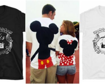 15 Couples T-Shirts That You'll Be Proud Showing Off.