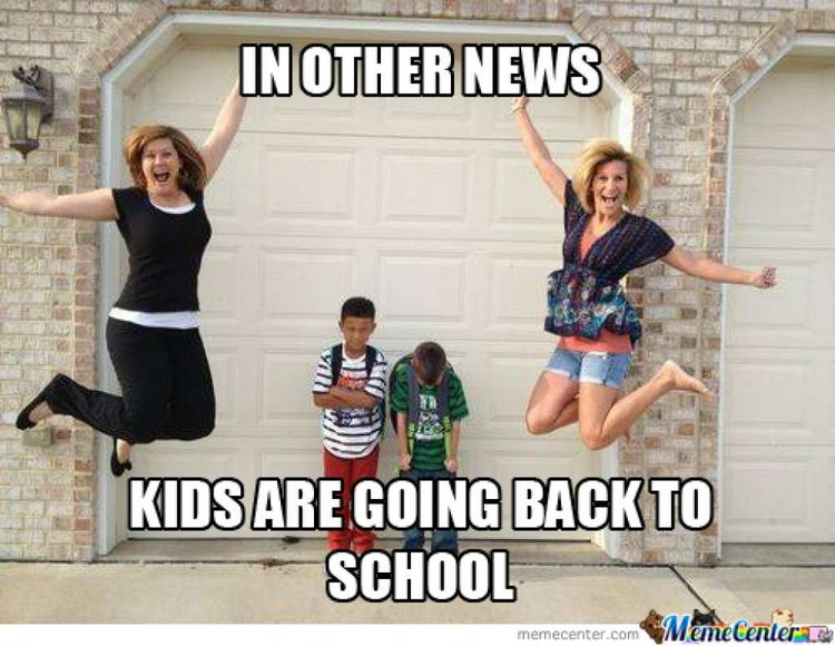 49 Funny School Memes - Oh well, parents are happy.