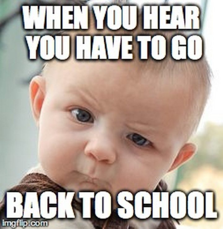 49 Funny School Memes That Remind Us Not Everyone Likes School
