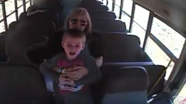 Bus Driver Saves 5-Year-Old Boy's Life After Chocking on a Penny.
