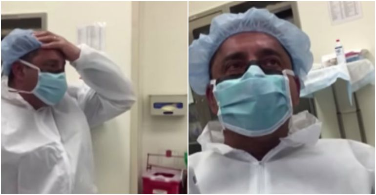 Dad Screams with Excitement as He Gets a Baby Boy After 5 Girls.