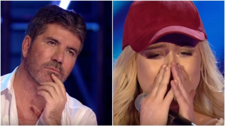 Caitlyn Vanbeck Rise Up Six Chair Challenge The X Factor UK 2016
