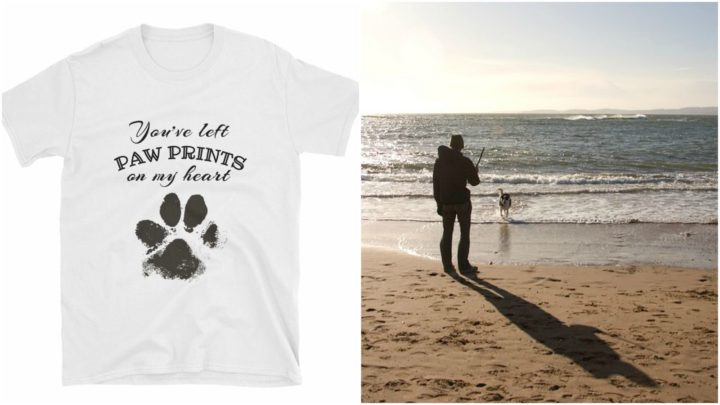 9 Pet Memorial Gifts - Pet memorial t-shirts are a great way to honor the love you've had for your pet and best friend.