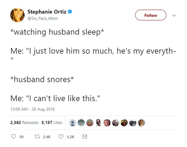 47 Best Marriage Tweets - Even marriage has its limits.