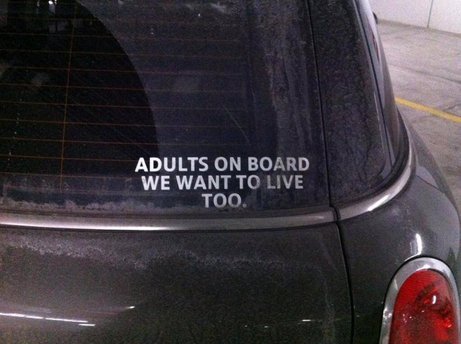 27 Funny Bumper Stickers - Clever.