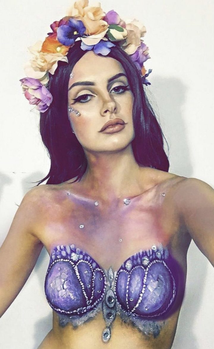 A mermaid.