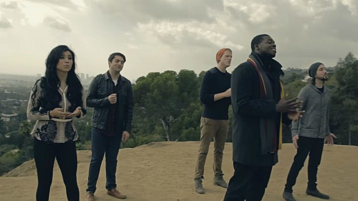 Pentatonix Little Drummer Boy Sung a Capella is a Christmas Classic.
