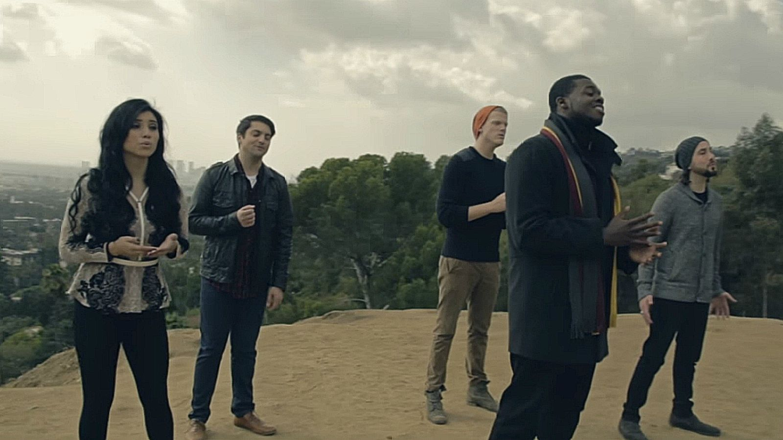 Pentatonix' 'Little Drummer Boy' Sung a Capella is a Christmas Classic.