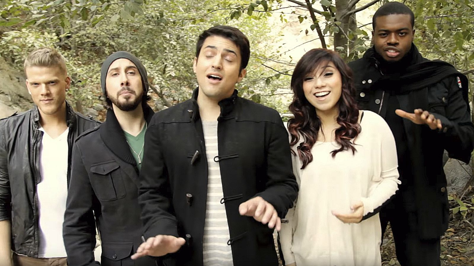 Pentatonix Sings 'Carol of the Bells,' a Beautiful Christmas Classic.