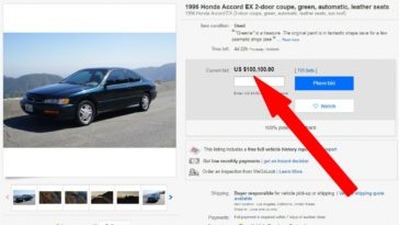 Viral 1996 Honda Accord Used Car Commercial Exceeds Expectations.