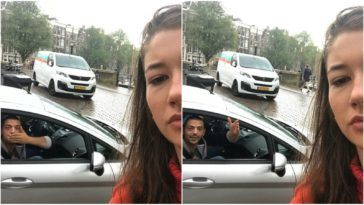 Woman Takes Selfies with Her Catcallers and Posts Them to Instagram.