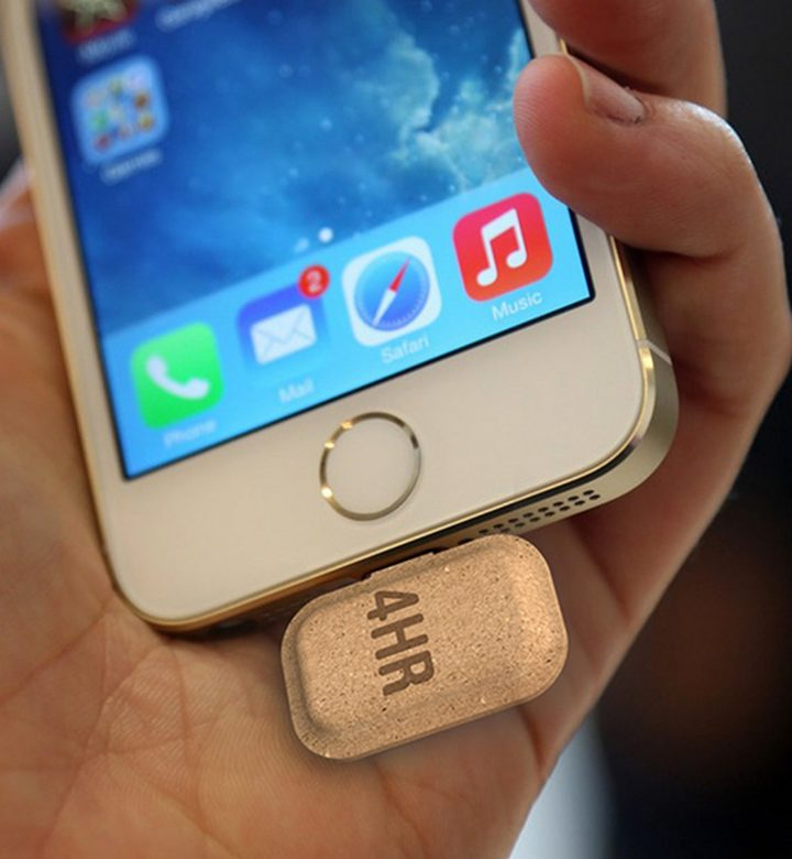 15 New Inventions - Mini smartphone charger.