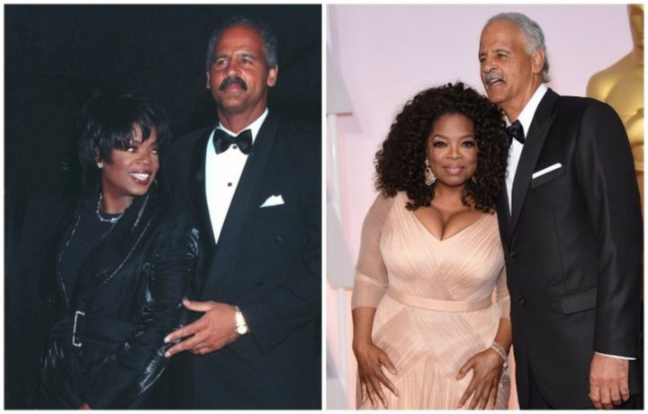 Oprah Winfrey and Stedman Graham - Together for 31 years.