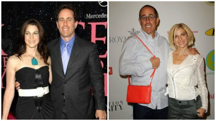 Jerry and Jessica Seinfeld - Married for 18 years.