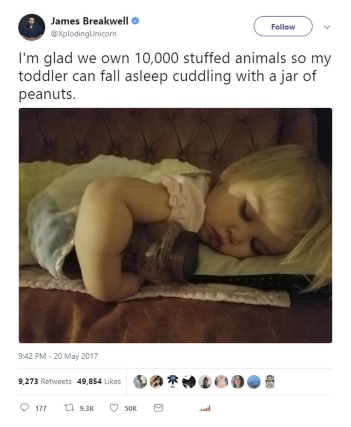 17 Funniest Parent Tweets - Kids also love cardboard boxes...or is that cats?