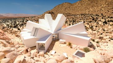 Joshua Tree Residence Shipping Container Home Design James Whitaker.