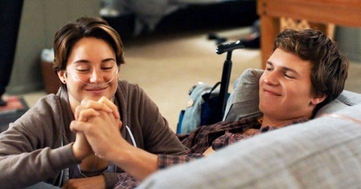 15 Best Romantic Movies - The Fault inOur Stars(2014)