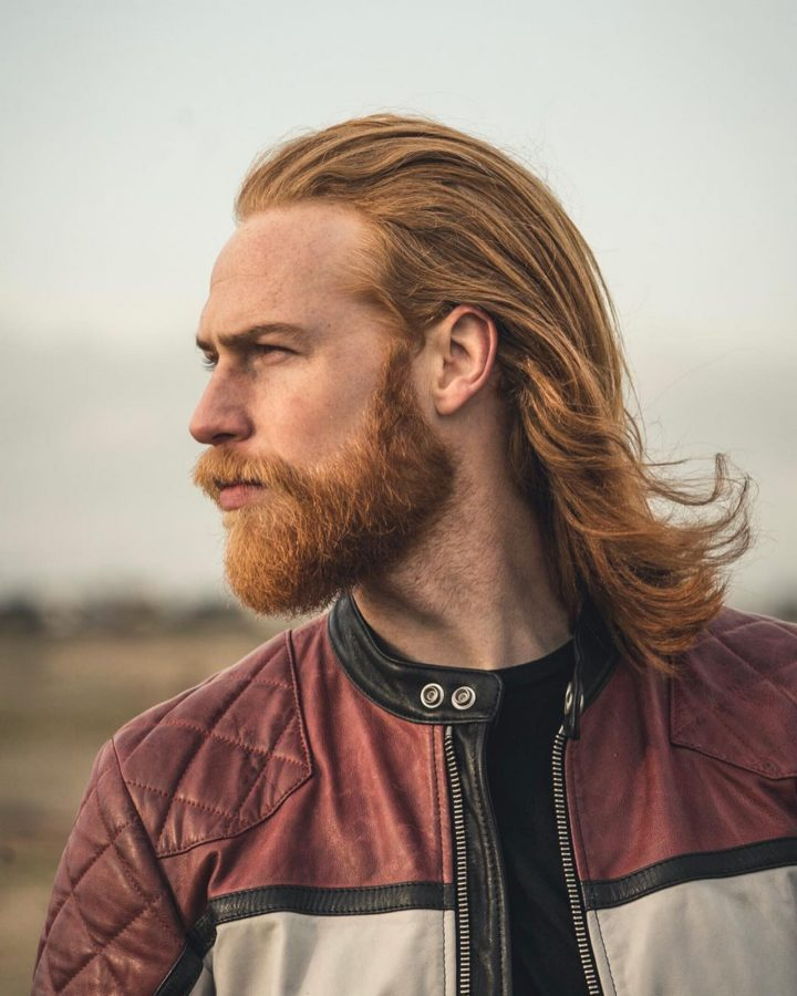 Going from sitting behind a desk for 12 hours a day to traveling the world as a model wasn't easy; however, Gwilym Pugh is proof that if you put your mind to it and work hard, you can accomplish anything.
