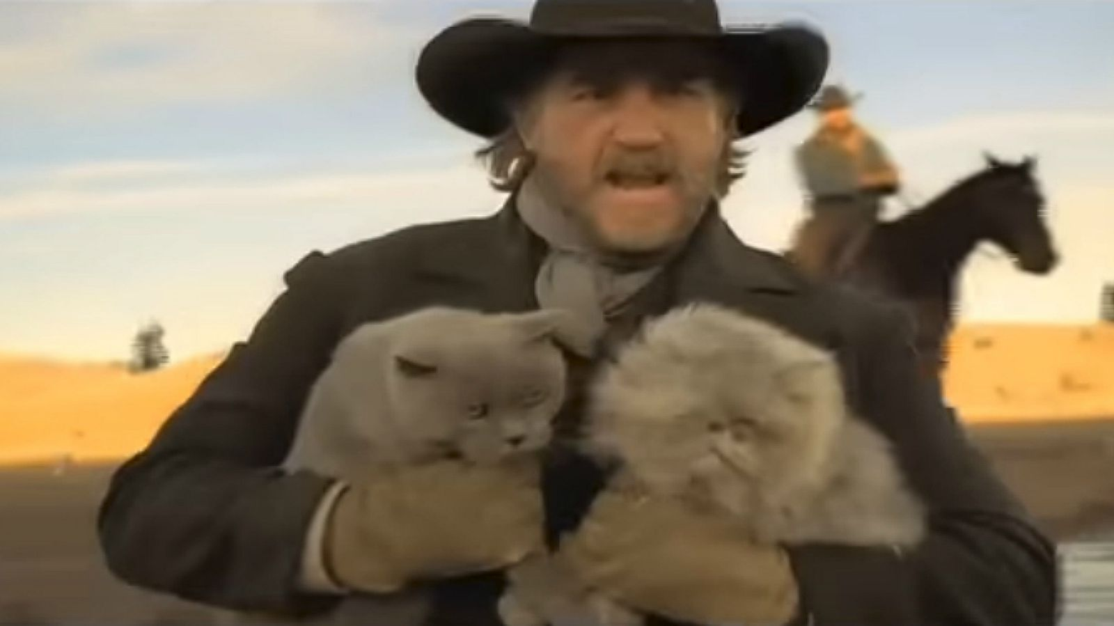 Cowboys Herding Cats Commercial Is Still One of My All-Time Favorites.