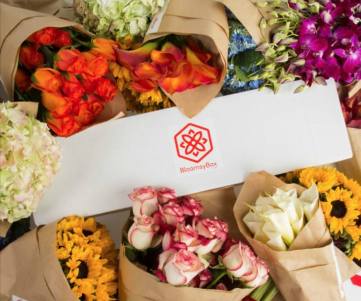 21 Unique Valentine's Day Gifts - Flowers Of The Month Subscription.