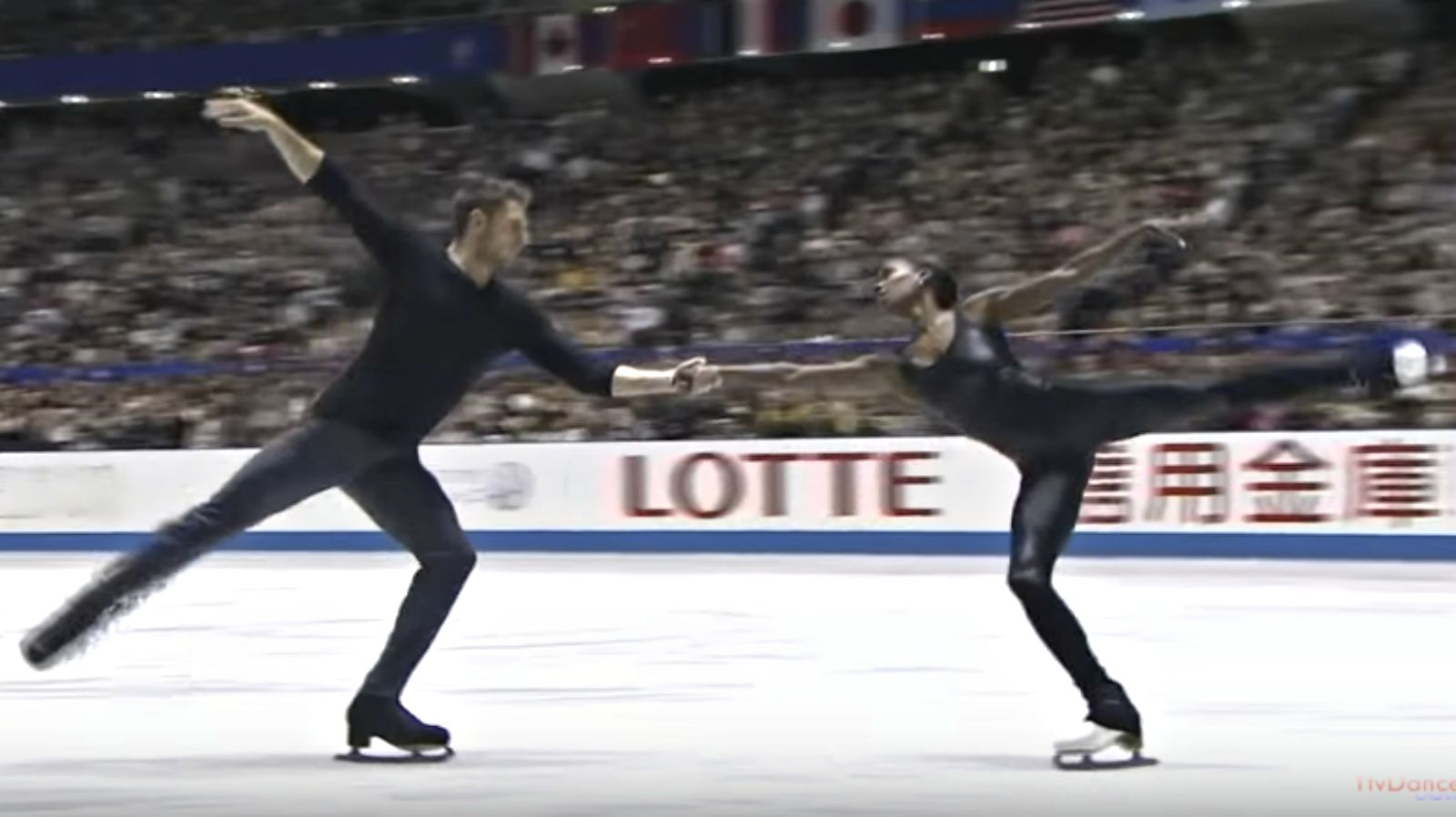 Vanessa James & Morgan Cipres.