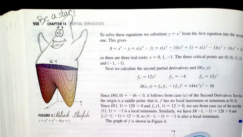 17 Bored Students That Creatively Left Their Mark on Their College Textbooks