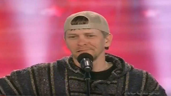 Kevin Skinner perform If Tomorrow Never Comes on America's Got Talent 2009.