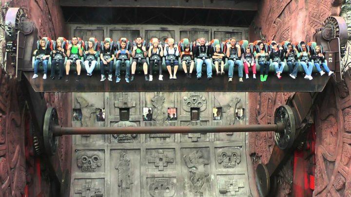 Phantasialand's Talocan Amusement Park Ride Is a Must See.