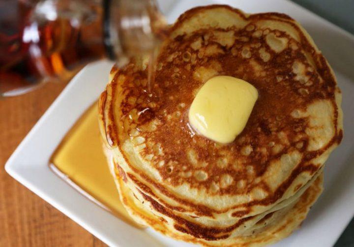 10 Best Pancake Recipes - Buttermilk Pancakes.