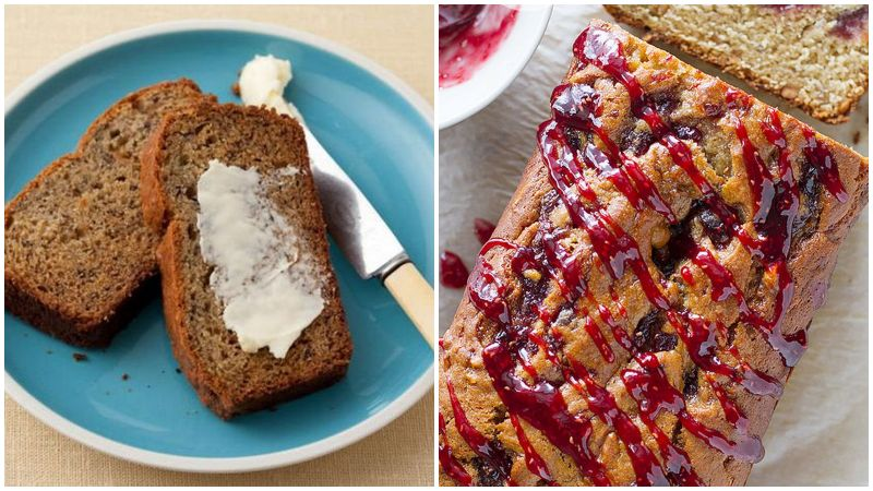 15 Easy Banana Bread Recipes for a Scrumptious Snack. It's Bananas!