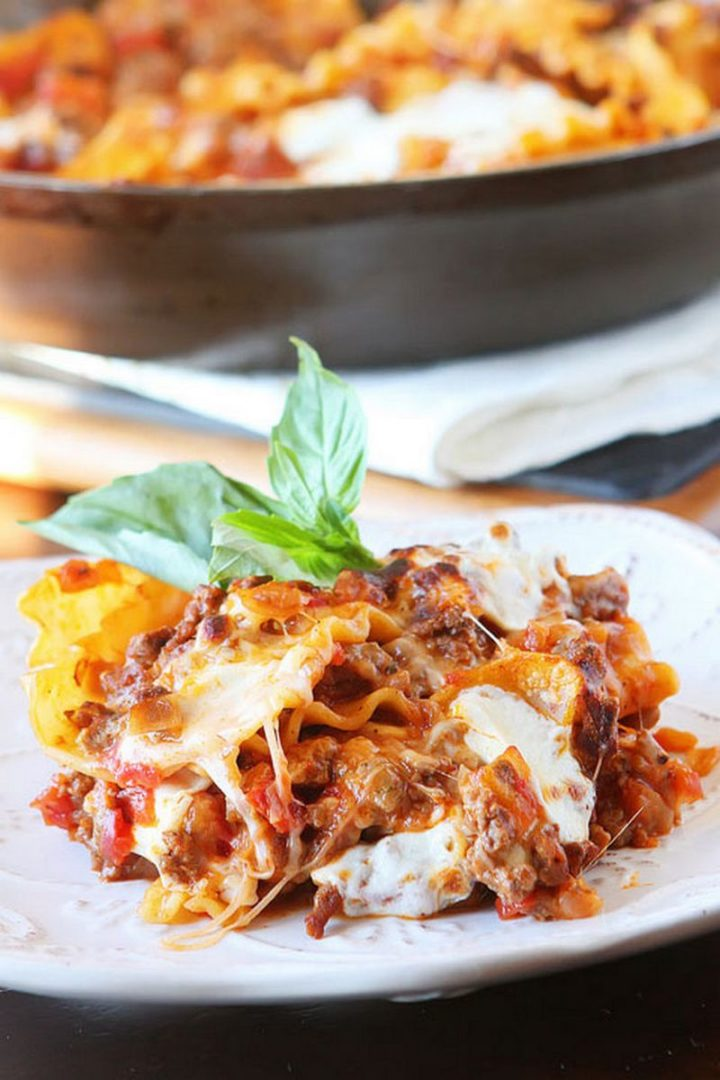 15 Best Lasagna Recipes - 15-Minute Lasagna Recipe.