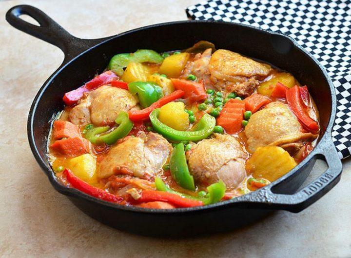 19 Chicken Recipes You Will Love - Chicken Afritada.