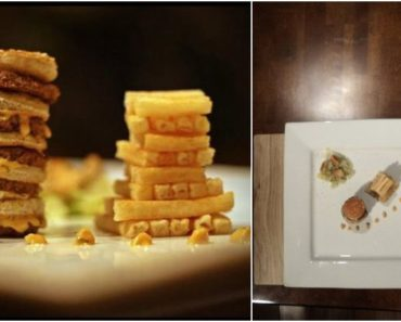 Two Friends Transform Big Mac Meals Into Something Worthy of Being Called Fine Dining