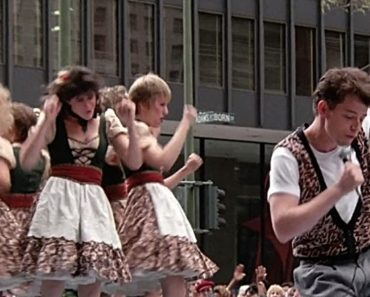 Dancing In Movies Supercut Features Scenes from Over 300 Movies.