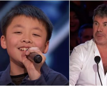 13-Year-Old Sings Incredible Rendition Of 'You Raise Me Up' at AGT Auditions 2018
