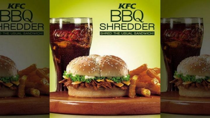 12 Fast Food Items You Should Never Order - KFC BBQ Sandwich