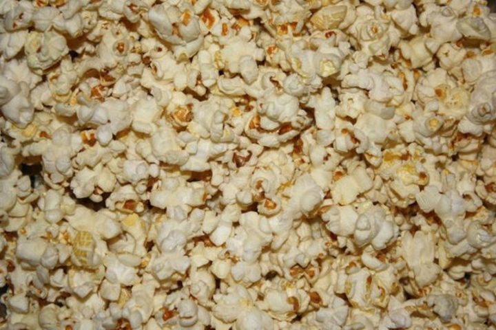12 Fast Food Items You Should Never Order - Movie Theater Popcorn.