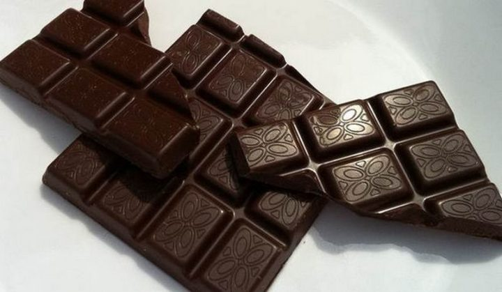 25 Facts About Chocolate - Chocolate can also help improve your vision.