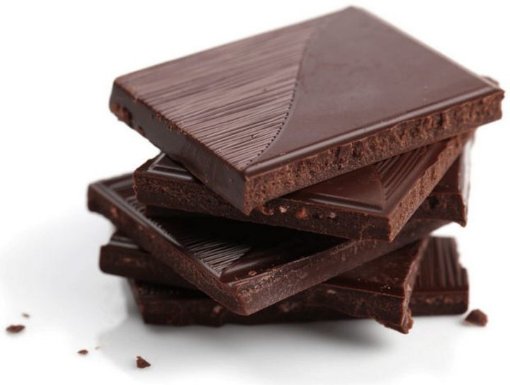 25 Facts About Chocolate - Dark chocolate is awesome for preventing heart disease. Two-ounces of chocolate a day keeps the doctor away!