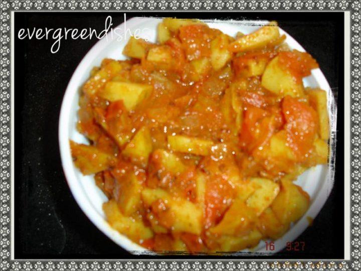 29 Best Potato Recipes - Potatoes in Gravy.