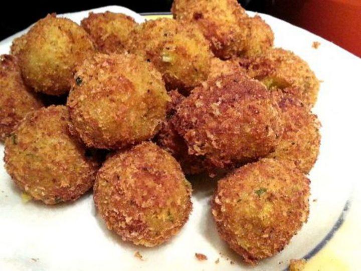 29 Best Potato Recipes - Cheesy Fried Potato Bites.