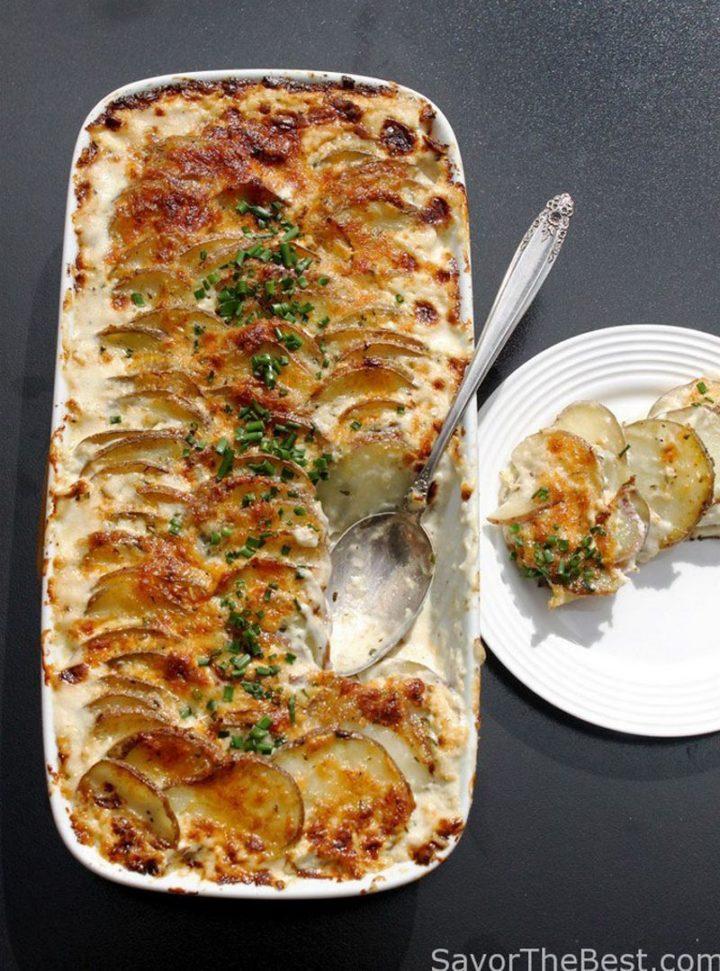29 Best Potato Recipes - Rosemary Potato Gratin.